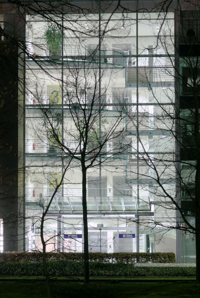 FMO-Parkhaus, Licht&Schatten