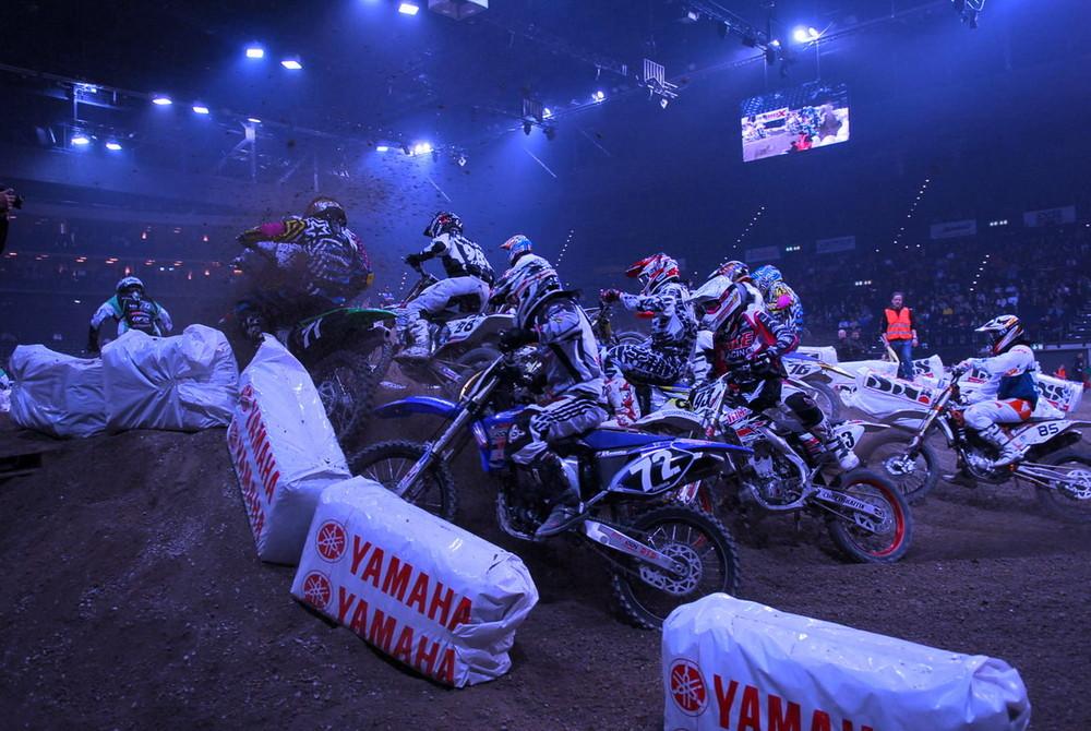 FMX 1 International Supercross @ Hallenstadion in Zürich