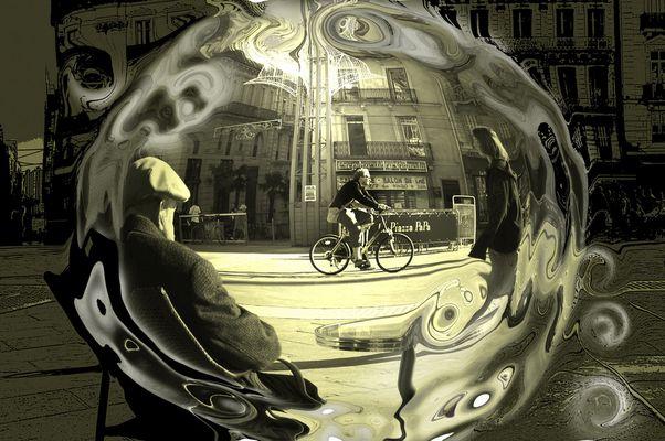 focalisation vélo