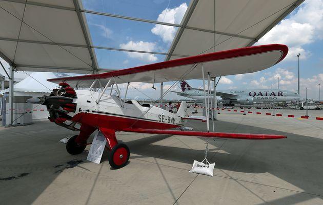 """Focke-Wulf Fw44J """"Stieglitz"""""""