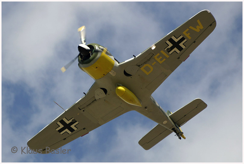 Focker Wulf 190 A1 (Replica 1:2)