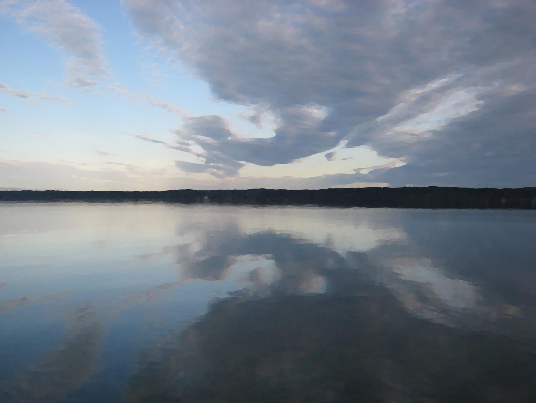Föhnstimmung am Starnberger See