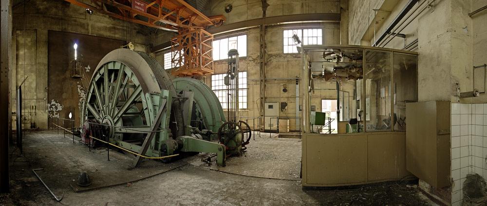 Fördermaschine