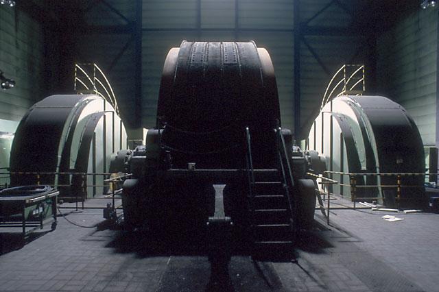 Fördermaschine Hugo 2