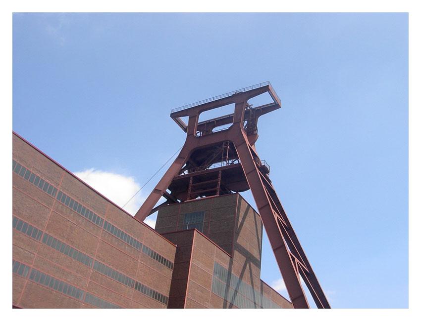 Förderturm Zollverein Essen