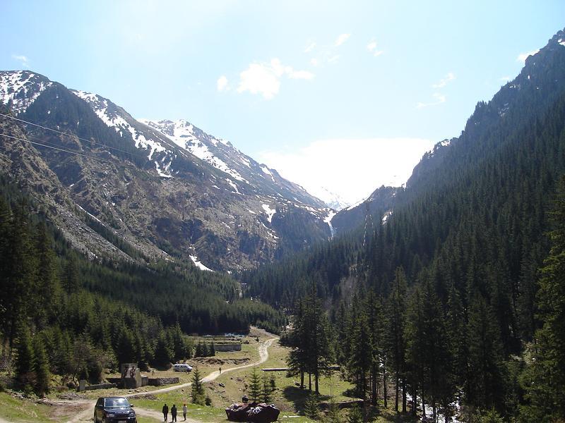 Fogarascher Gebirge