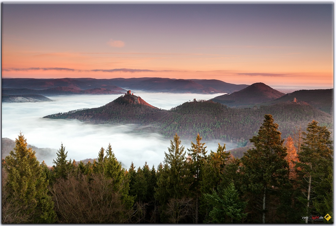 Foggy Germany