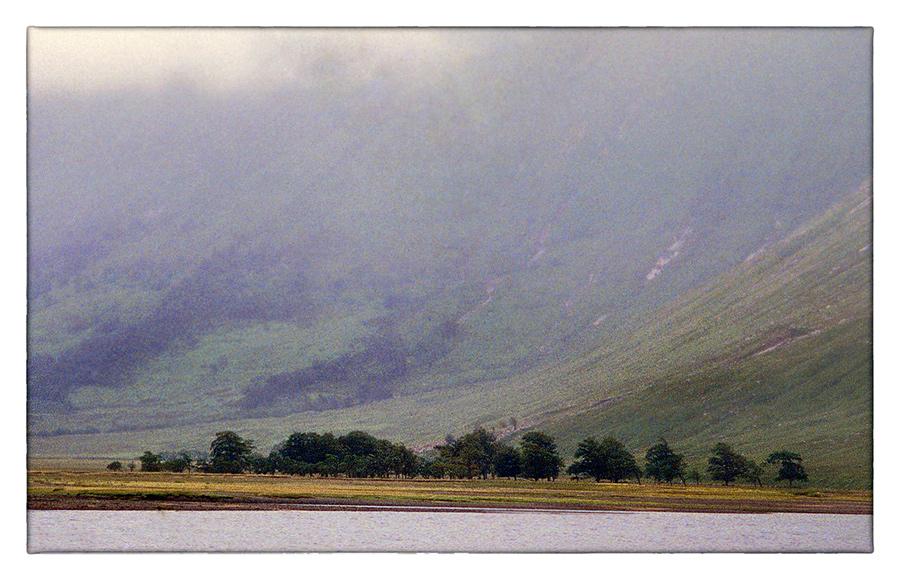 Foggy Glen Etive