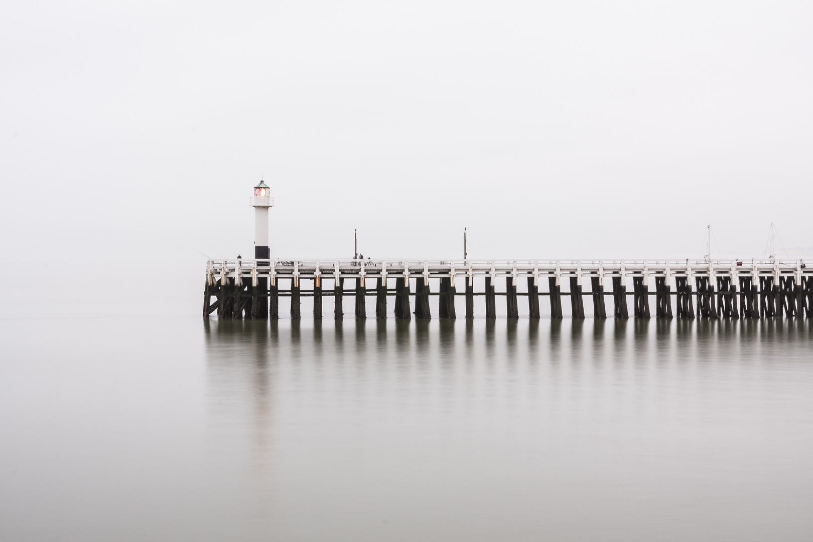 ~ foggy sea ~