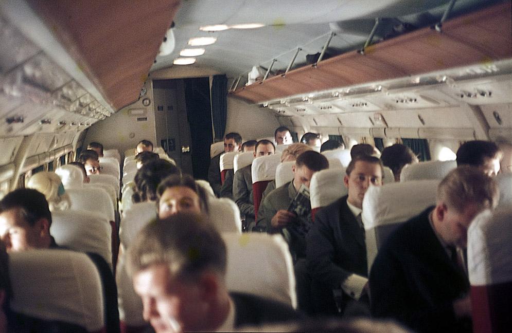 Fokker Friendship 1963