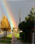 Folge dem Regenbogen...