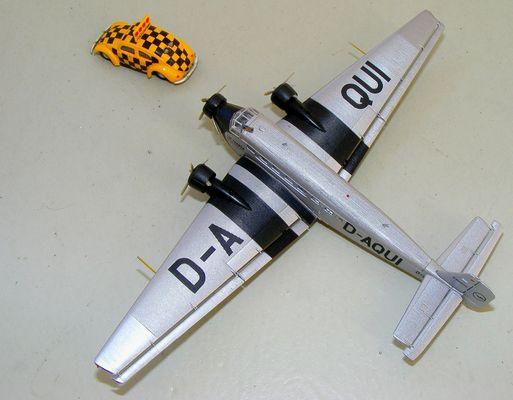 Follow-me > Ju 52 D-AQUI