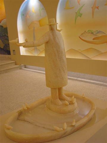 Folon la chapelles des pénitents blancs à St Paul (de Vence)4