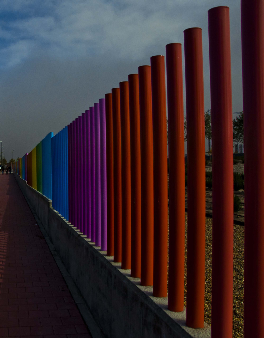 Fondo de color