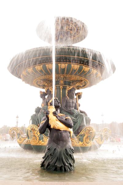 Fonta Place de la Concorde
