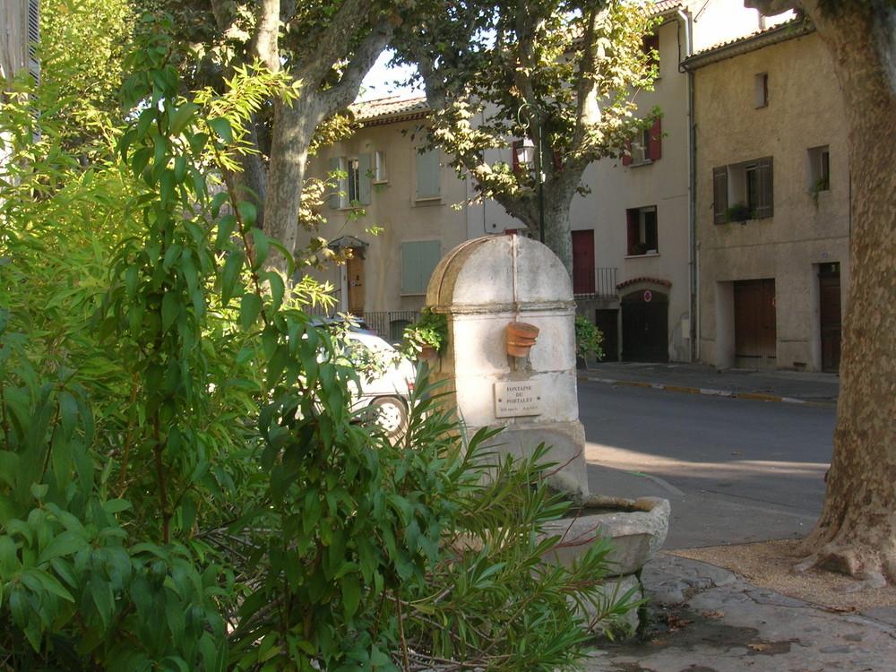 fontaine a st cannat
