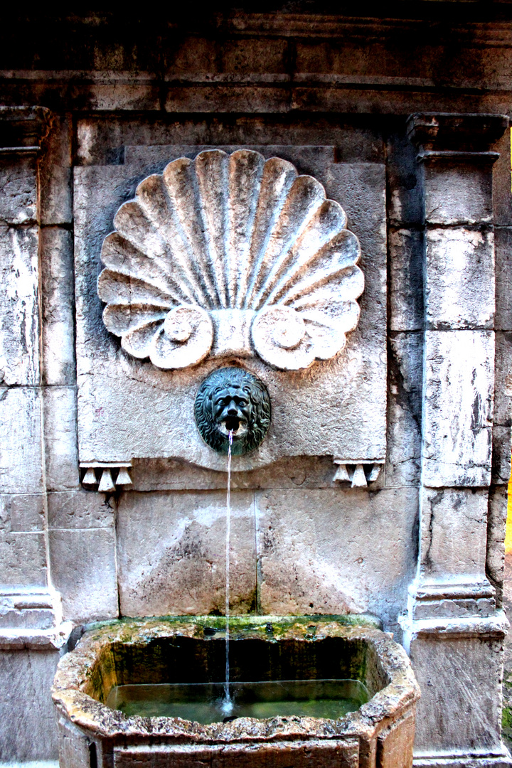 Fontaine Annecy