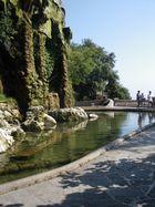 fontaine-cascade de Nice site du château