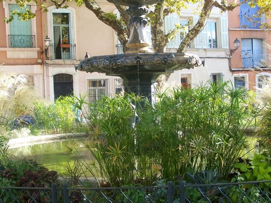 Fontaine de l'Ile