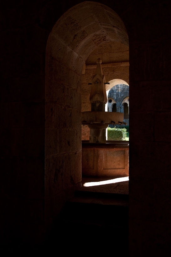 Fontaine de lumière 2