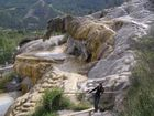 fontaine de Réotier dans les Alpes