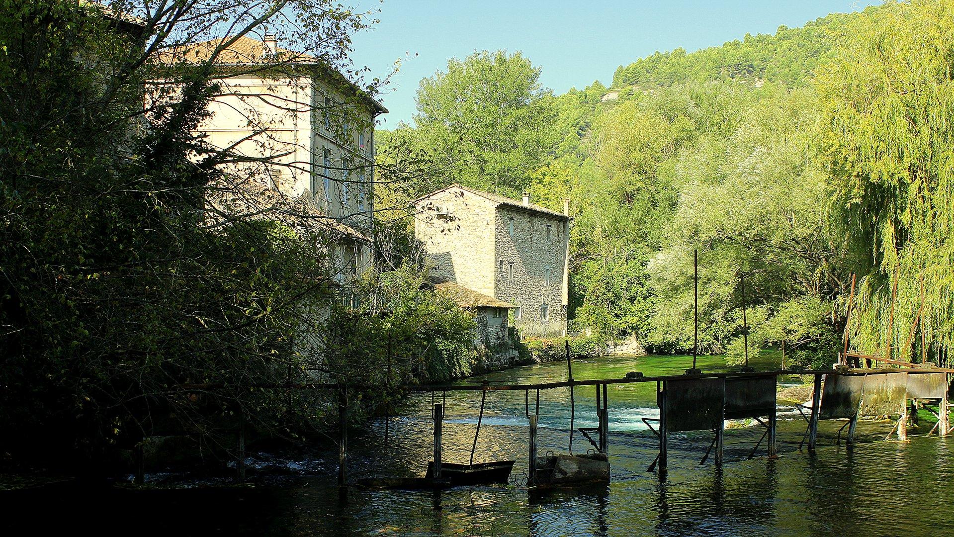 Fontaine de Vaucluse 4