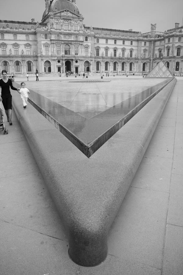 Fontaine du Louvre