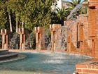 Fontaine Jardin DENIS à HYERES LES PALMIERS (Var)
