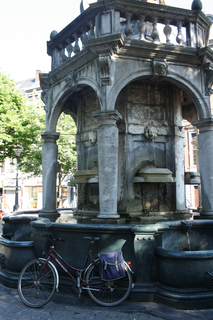 Fontaine liegeoise