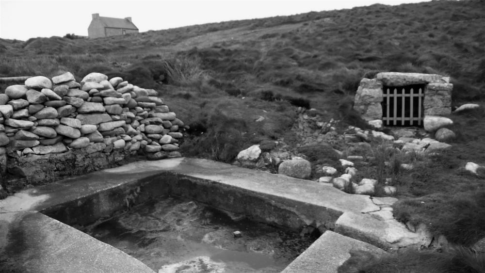 Fontaine sur ile de ouessant