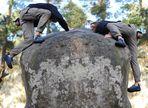 Fontainebleau I 2.Versuch