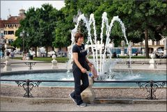 Fontana a Padova