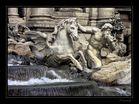 Fontana de Trevi (detalle)