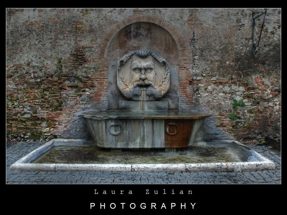 Fontana del Mascherone