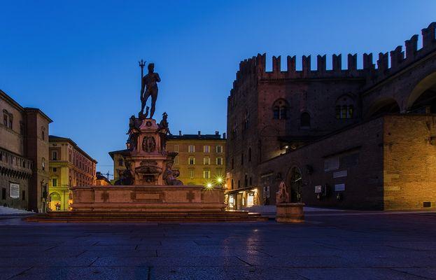 Fontana del Nettuno - Bologna
