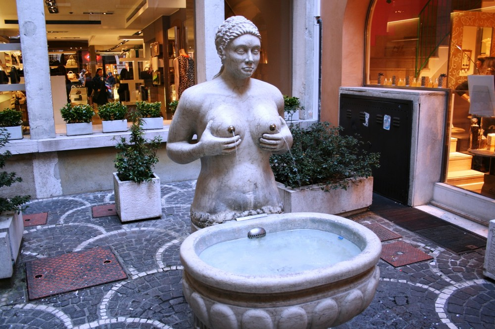 Fontana delle Tette - Treviso