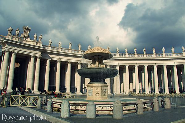 Fontana di Piazza S.Pietro