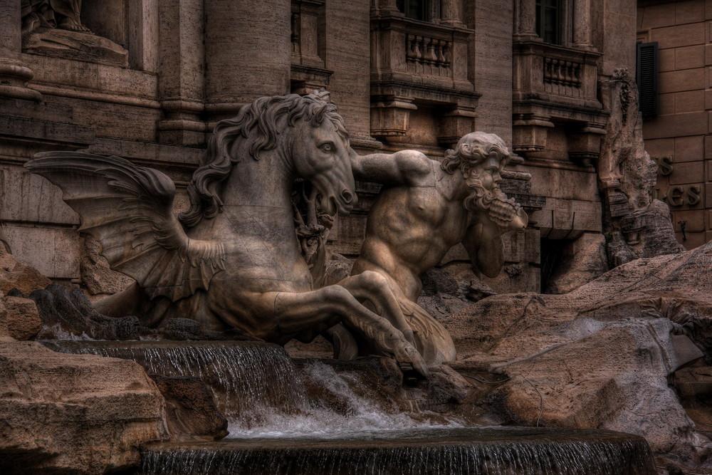 Fontana di trevi aprile 09 3