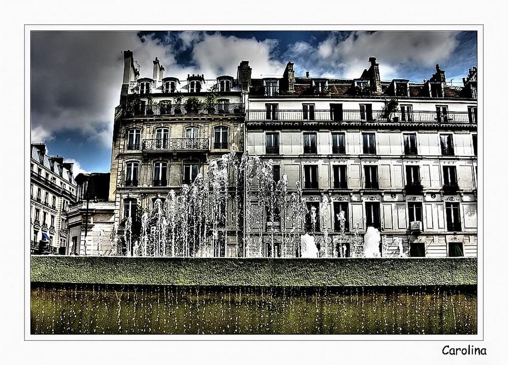 Fontana Hotel de la Ville