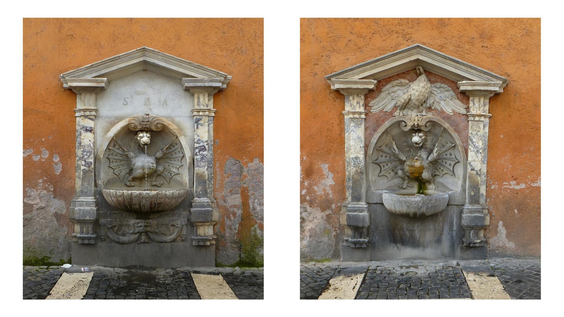 Fontane del Borgo Vecchio