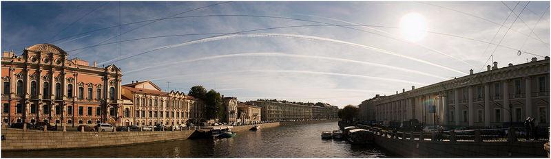 Fontanka, St.Petersburg