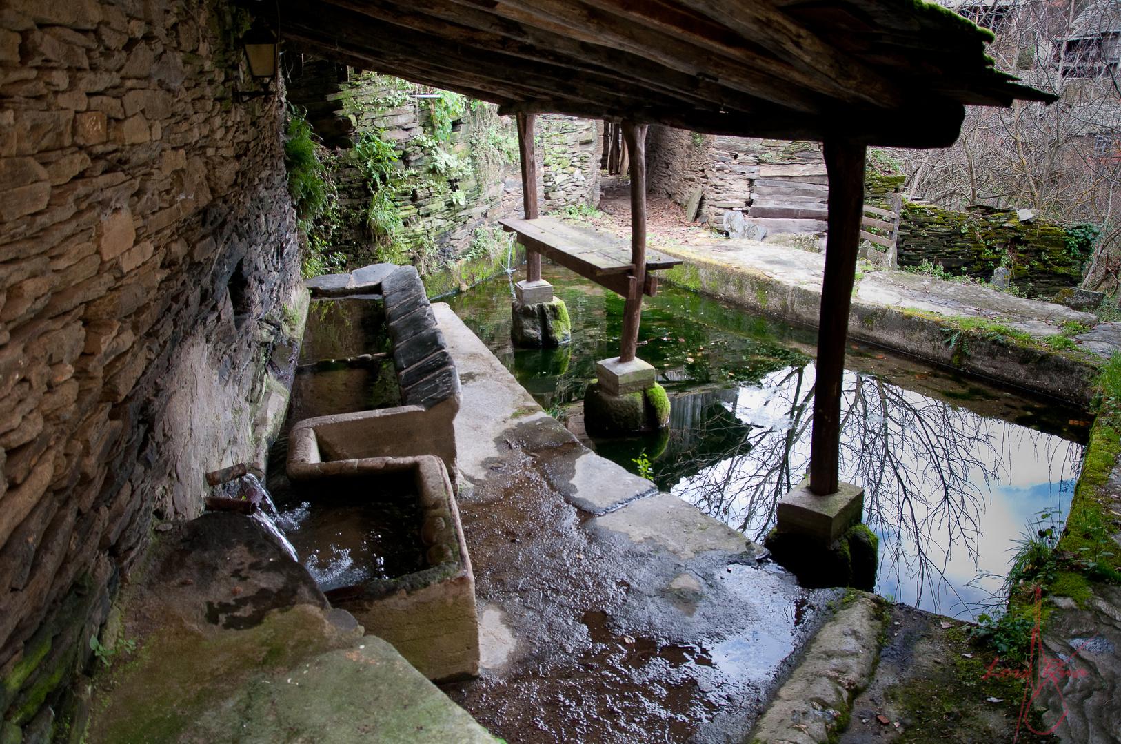 Fonte en Anguieiros -Quiroga -Lugo