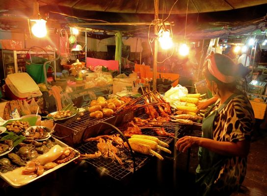 Food Night Market