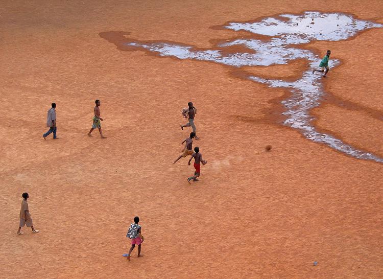 Football à Ouaga