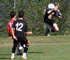 Football goes Karate ;-)