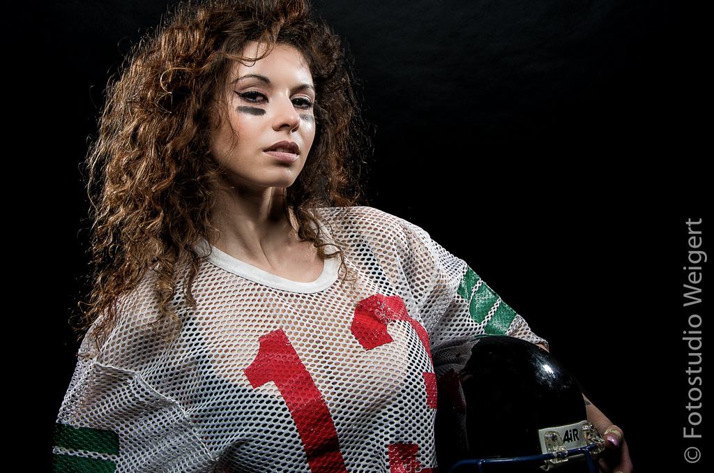 Football-Lady
