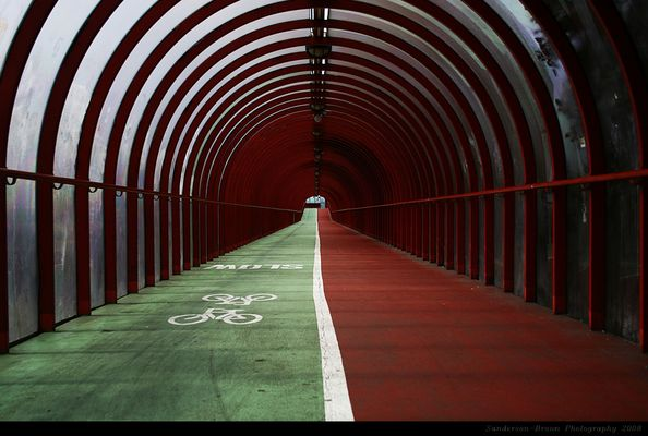 Foot/Bike Tunnel