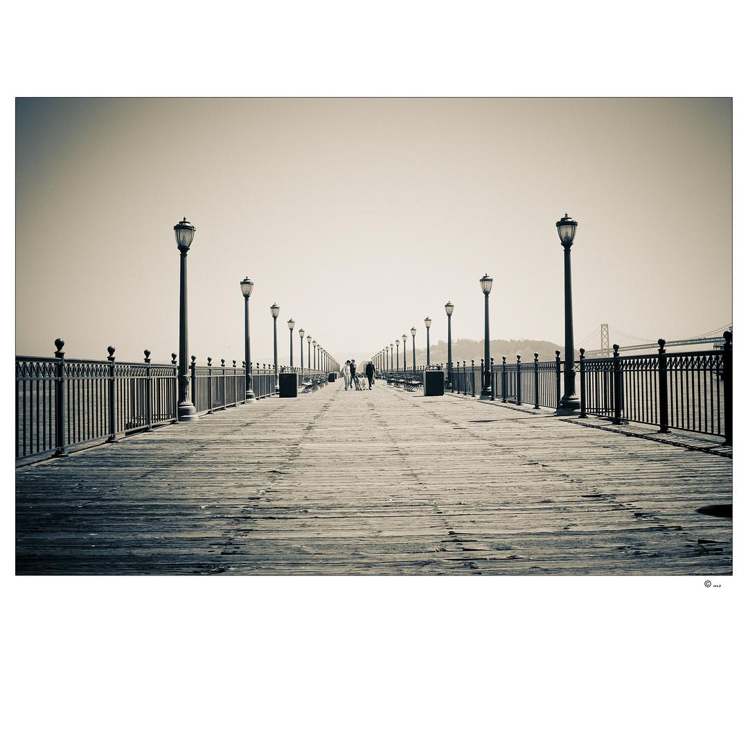 ~ footbridge ~