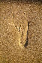 footprint ;-))
