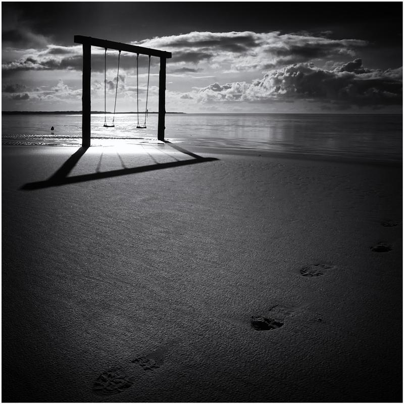 . . . footprints . . .